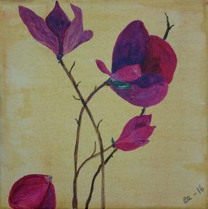 Magnolia - det är vår!