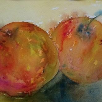 Äpplen  x 2