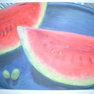 Frukostmelon